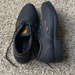 New Levi's Denim Shoes Size 12